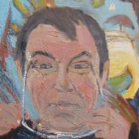 solo un instante, 38 x 46 cm, oil on canvas, 2013 (private collection)