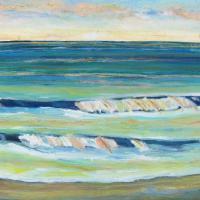 ritmo primaveral, 92 x 73 cm, oil on canvas, 2014