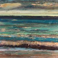 Metamorfosis II, 60 x 50 cm, oil on canvas, 2019
