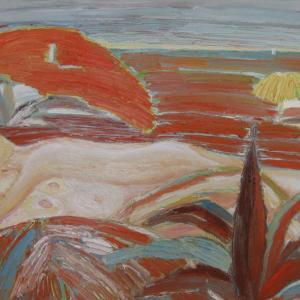 Sueño, 92 x 73 cm, oil on canvas, 2009