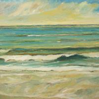 Ritmo por la mañana, 92 x 73 cm, oil on canvas, 2011 (private collection)