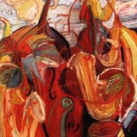 Jazz III, 92 x 73 cm, oil on canvas, 2011