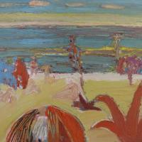 Vista al mar V, 41 x 33 cm, oil on canvas, 2009