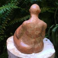 Madre Tierra, Keramikskulptur, H18 x B15 x T22 cm, 2020