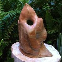 Pareja, keramikskulpturen, H25 x W18 x D18 cm, 2020
