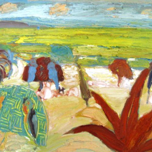 Beach portfolio